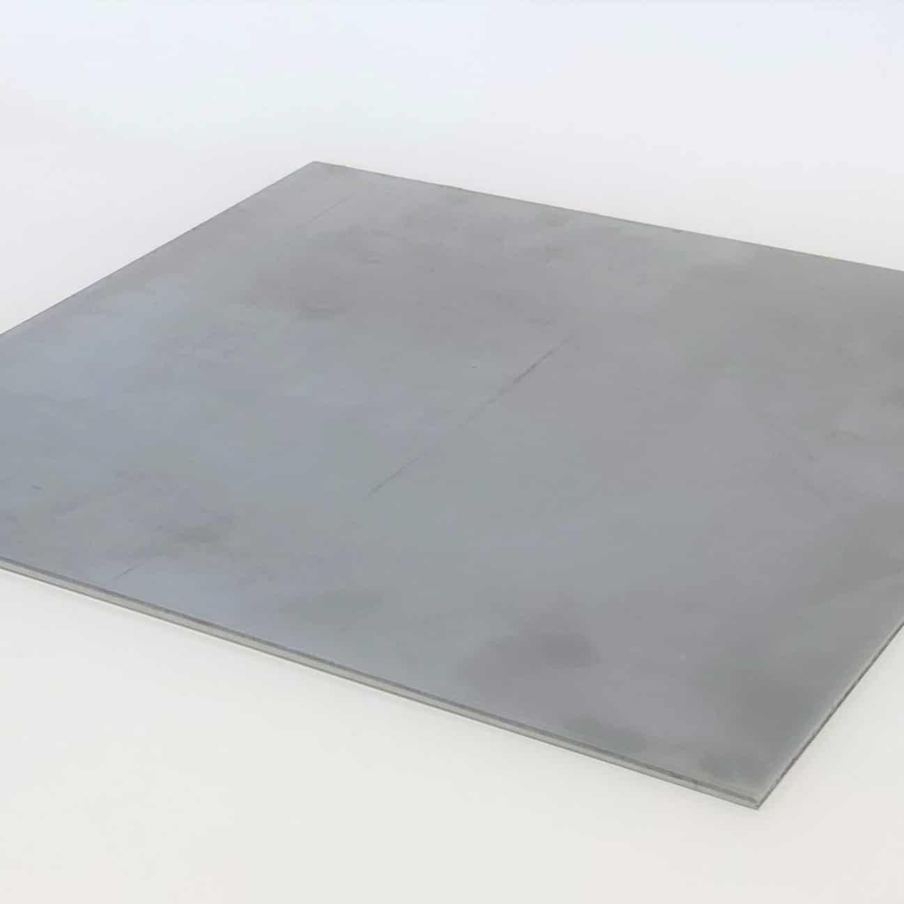 Bild på en kallvalsad plåt DC01 från Bromma Stål