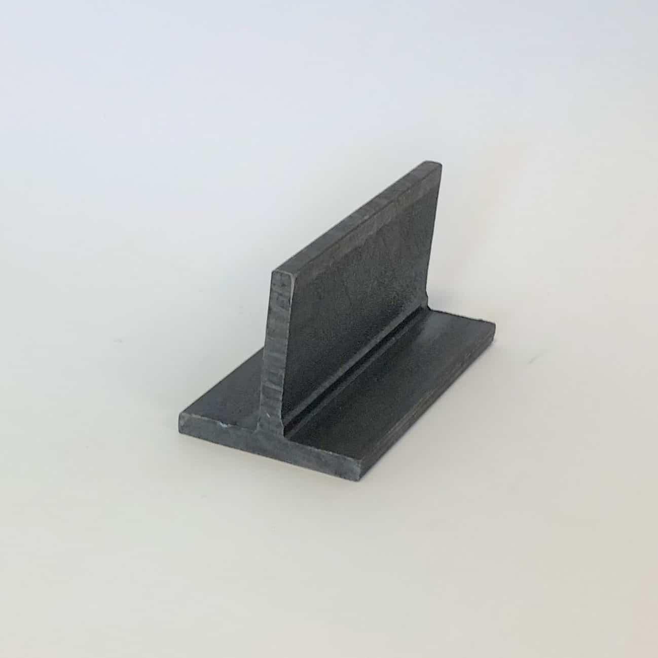 Bild på ett T-stål från Bromma stål
