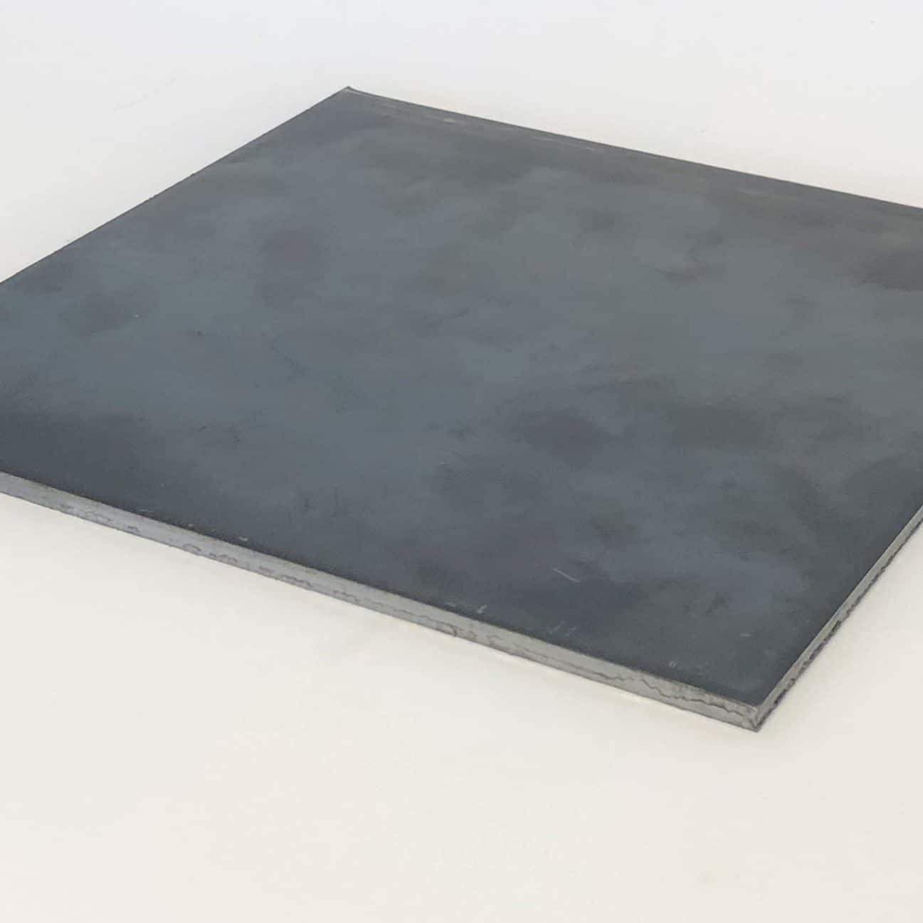 Bild på plåt i varmvalsat stål utförande från Bromma Stål